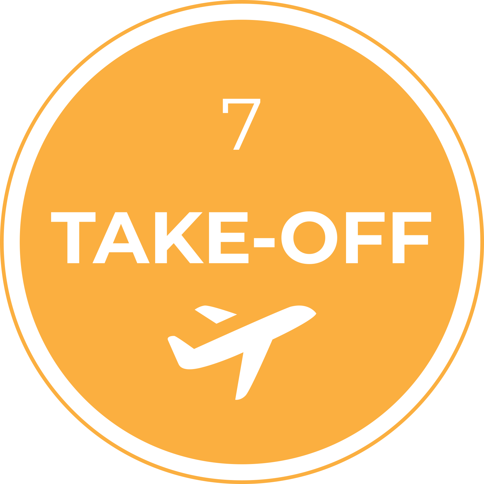 Take-Off Icon